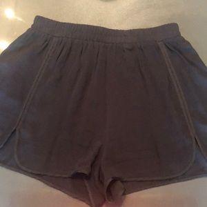Lush Shorts - Classy Black Shorts